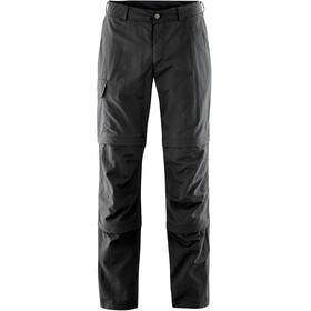 Maier Sports Saale Pantaloni lunghi Uomo Short nero